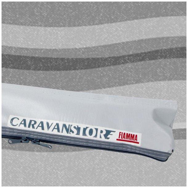 Caravanstore markise i Deluxe Grey 4,4m
