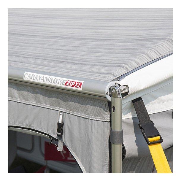 Caravanstore ZIP XL i Royal Grey 5m