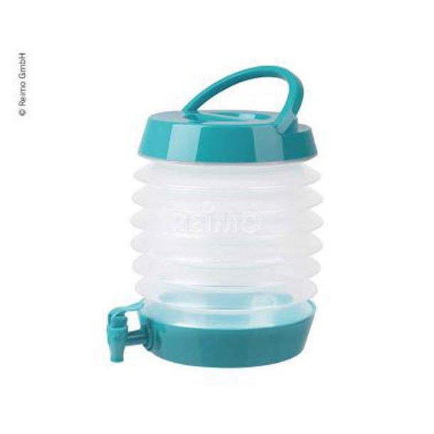 Vandbeholder Petrol med tappehane – 5,5 L