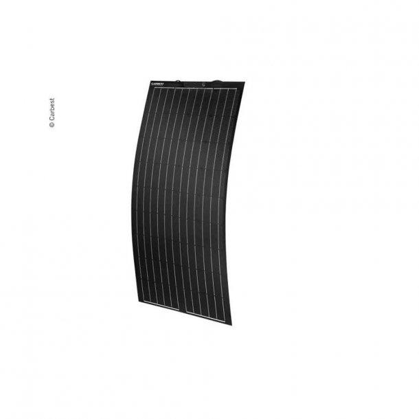 Solpanel komplet 12v/150W ECO - med lader og taggennemføring
