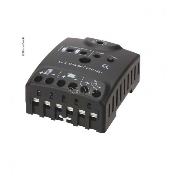 PWM-ladestyring fra Carbest – 12V / 15A