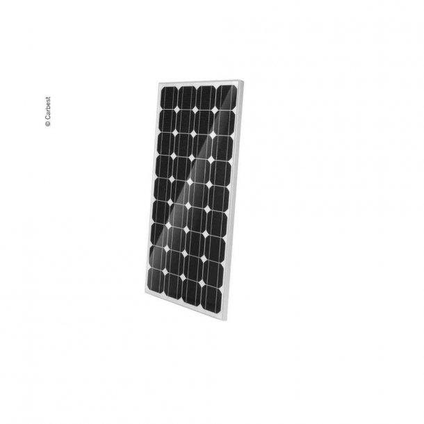Solpanel med aluminiumsramme 140W CB