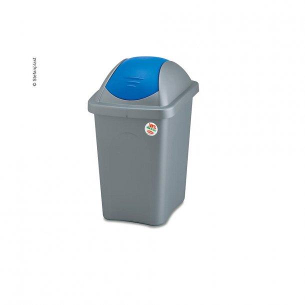 Affaldsspand med vippelåg – 60 L
