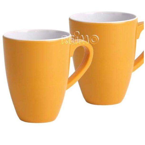 Paradise kaffekrus i melamin – 2 stk