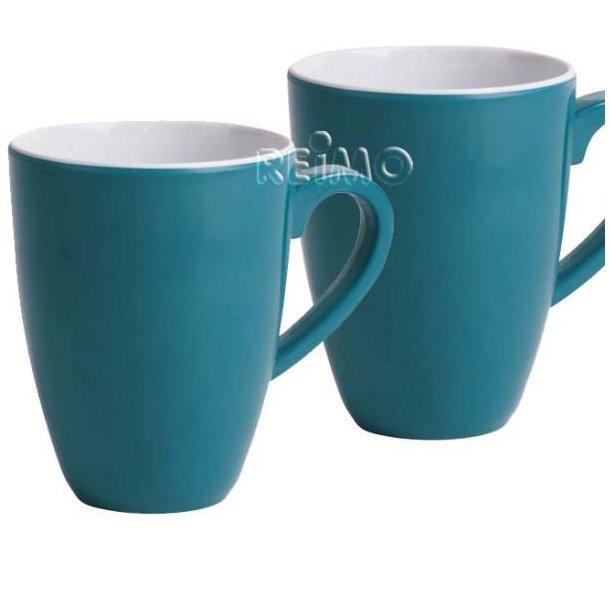 JUNGLE kaffekrus i melamin – 2 stk