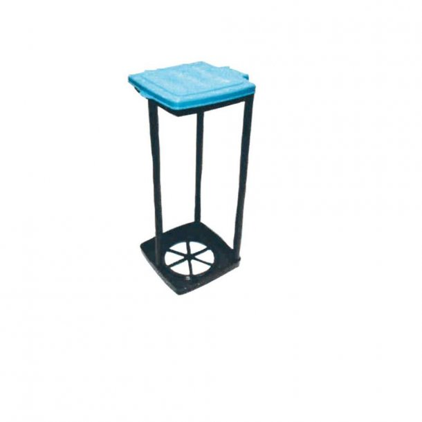 Affaldsstativ til 70 L sæk - foldbar