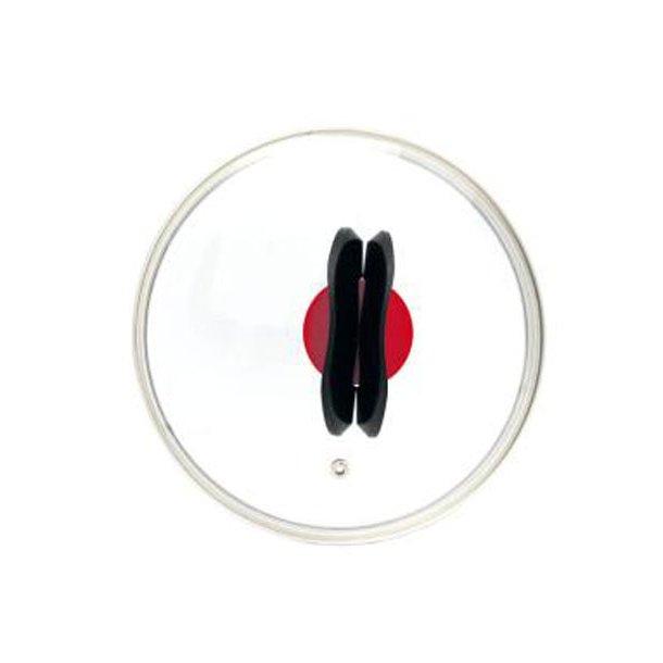 Eksklusiv glaslåg – 20 cm