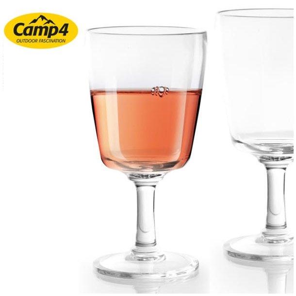 Eksklusive CAPRI vinglas – 2 stk
