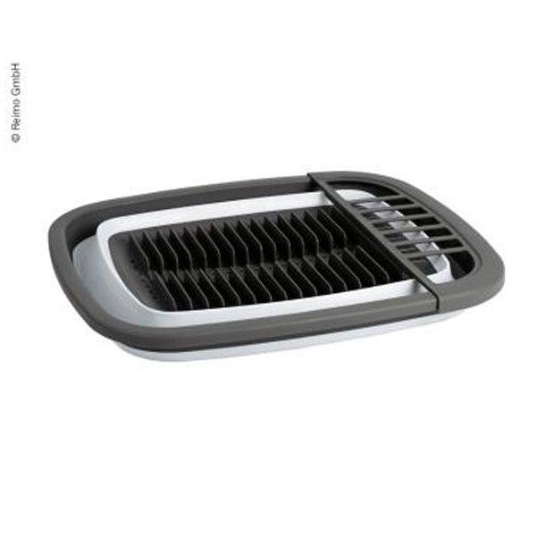 Opvaskebalje med drypbakke - stor