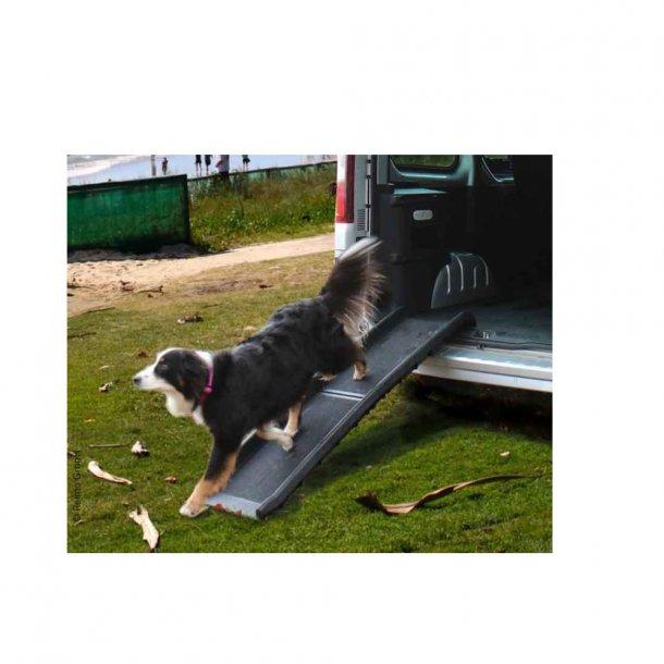 """Hunderampe """"Zora"""" op til 100 kg hund"""