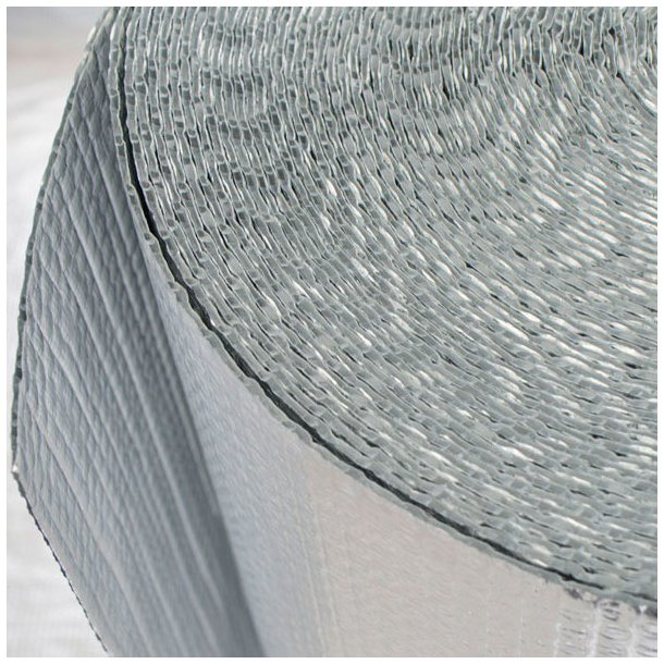 Astro Foil isolerende aluminiumsmåtte